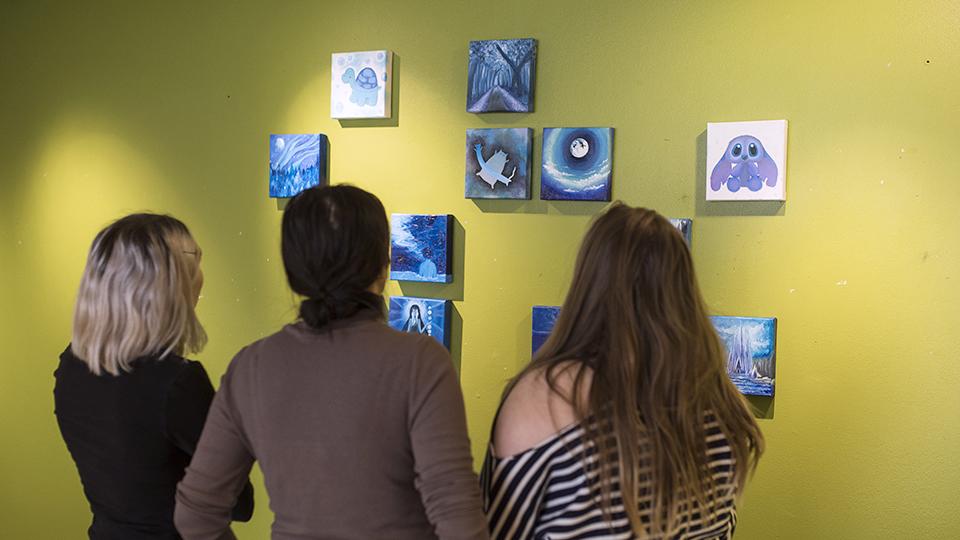 Bild för 'Estetiska programmet inriktning Bild och form'